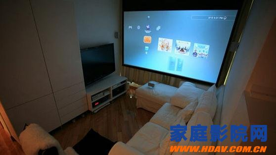 4 points for small family to build a home theater