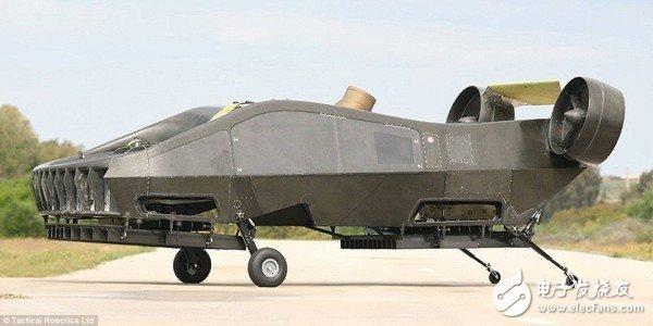 "Israel's research and development of autonomous flight ""ambulances"" for military drones"