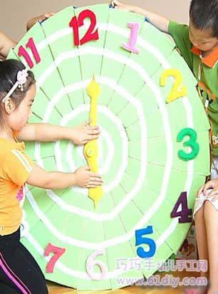 Interesting magic wheel (watch)