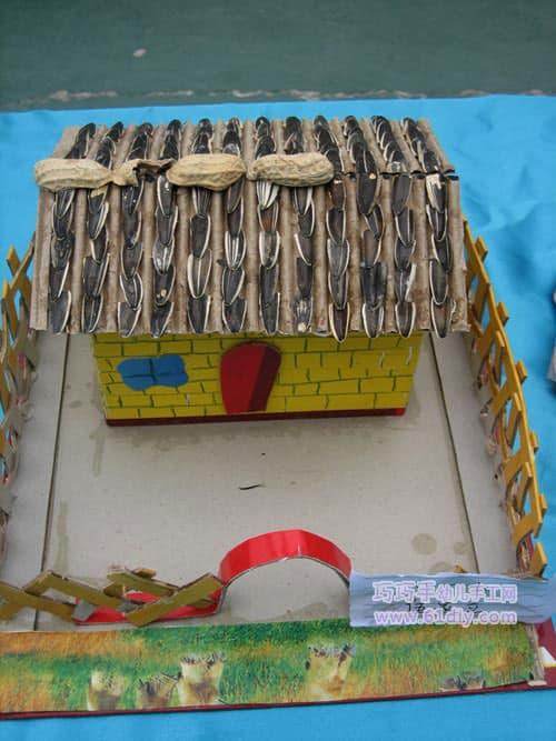 Environmentally friendly handwork - cottage