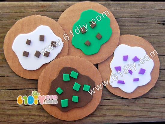 Small class handmade: delicious cookies