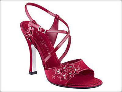 Fashion: distinguished and elegant feminine banquet shoes (5 models)