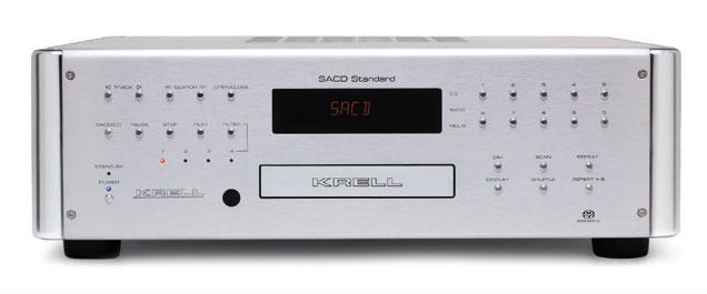 [Photo] American Krell (Kili) full range of audio products