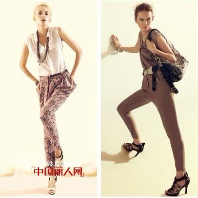 Distin Kidny  品牌女装  跨越地域的时尚