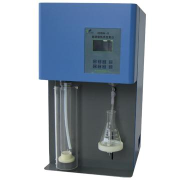 Nitrogen determination instrument