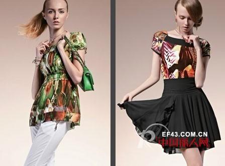 香港妍琳时尚女装 走女装品牌发展之道