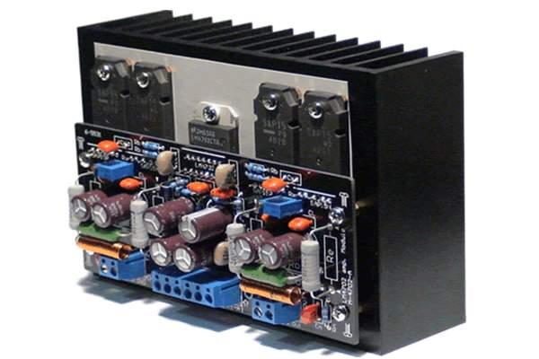 LM4702 power amplifier module