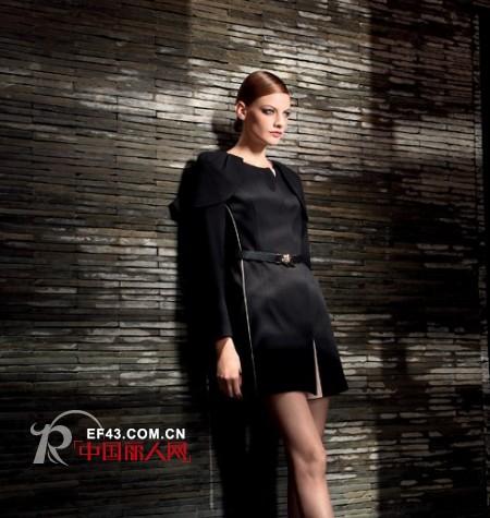 海兰丝品牌女装  简洁时尚、高贵稳重