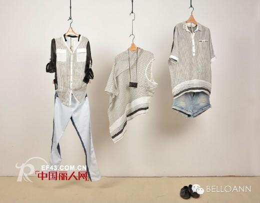 夏季时尚风潮席卷而来 BELLO ANN解析本季时尚看点