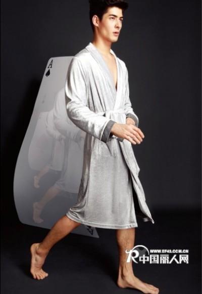 凱倫堡2012新款家居服 享受来自北欧的时尚气息