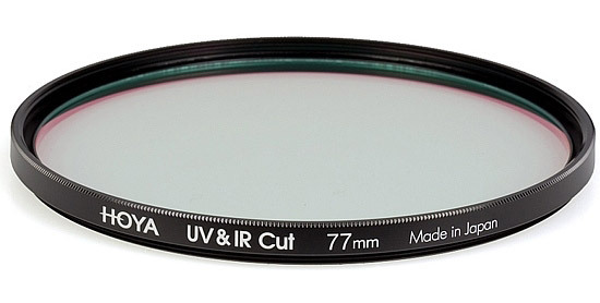Baogu releases new UV filter to block infrared