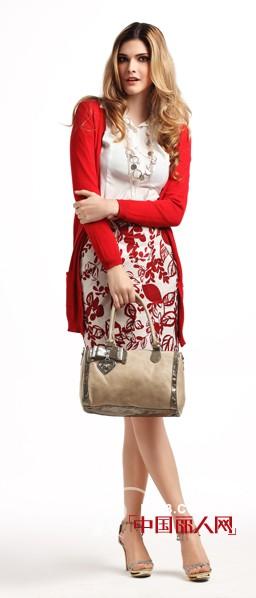 庄姿妮优雅商务女装  引领都市女性高品位生活方式