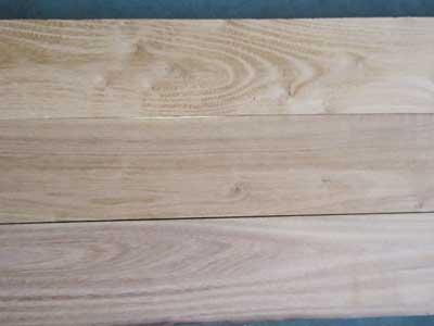 刺槐地板坯料