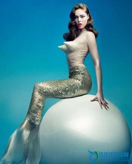 Mermaid sexy beautiful avatar