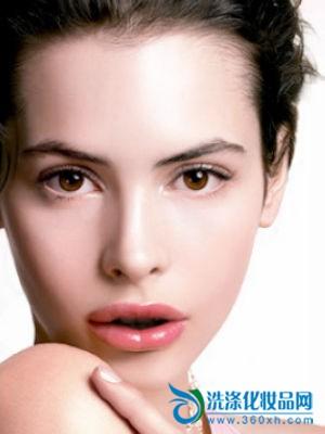 Retro red lips