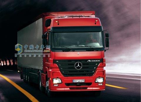 Mercedes Heavy Truck Actros