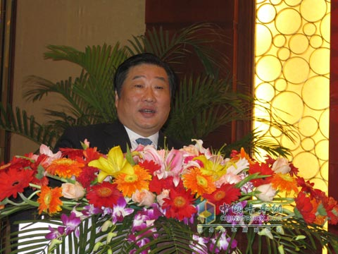 Weichai Power Chairman Tan Xuguang