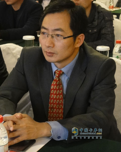 Haier Machinery (Yangzhou) Co., Ltd. Marketing Director Chen Renqi