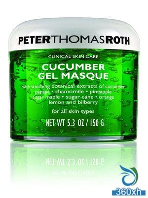 Petrov PTR Cucumber Gel Mask