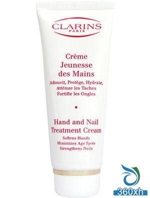 Clarins hand repair