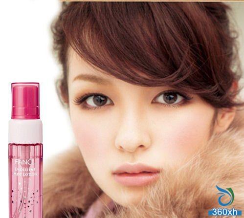 Make up makeup, prevent water shortage