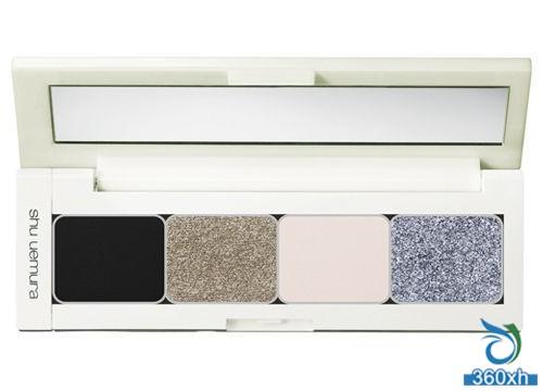 Shu Uemura colorless eye shadow tray