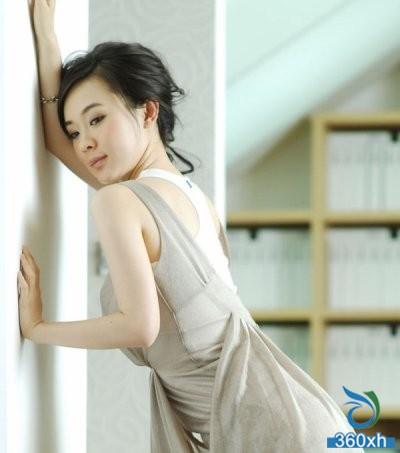 Huo Siyan's white beauty and back maintenance