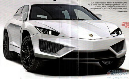 The primary market for China Lamborghini SUV confirmed the Beijing Motor Show starting