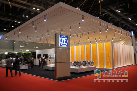 ZF booth