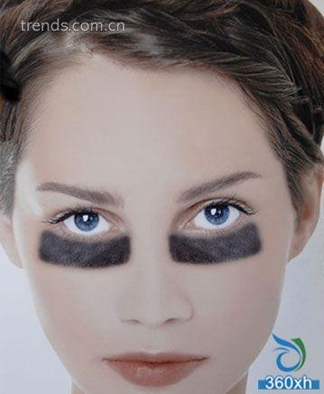 Eliminate dark circles, bags under the eyes