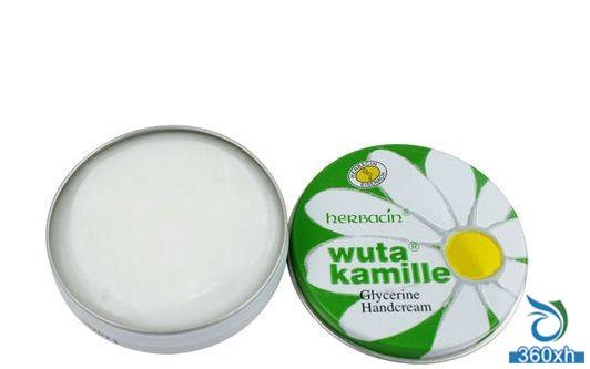 White-collar water hand cream