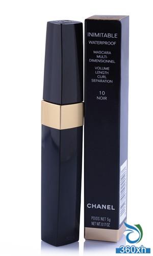 Chanel waterproof mascara
