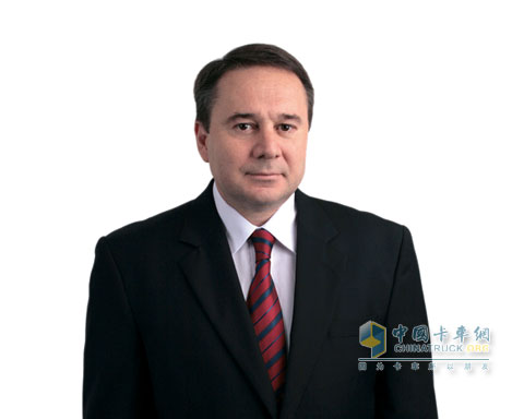 Evaldo Oliveira, Director, South American Operations, Allison Transmissions