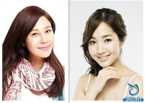 Learn Korean drama actress dating beauty make eyeballs