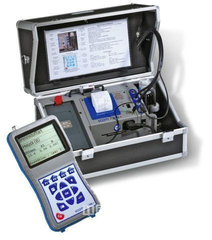 Application of multi-function flue gas analyzer in cement industry