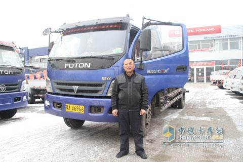 500,000 kilometers no major repair user Zhang Yu