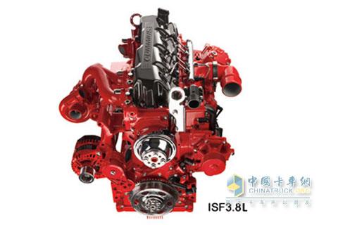 Cummins ISF 3.8-liter engine