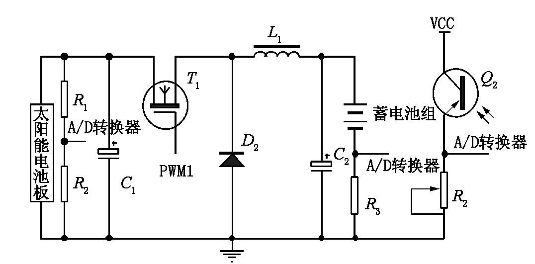 Figure 3 Buck main charging circuit