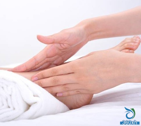 Relieve foot pressure and maintenance in 4 steps