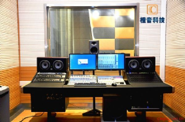 Recording Studio of the Chinese People's Liberation Army Naval Engineering University