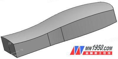 图5 机体模型