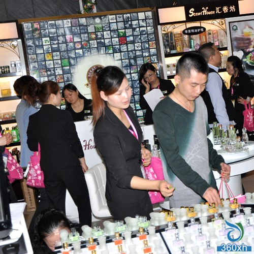 Huixiangfang perfume chain brand into potential project