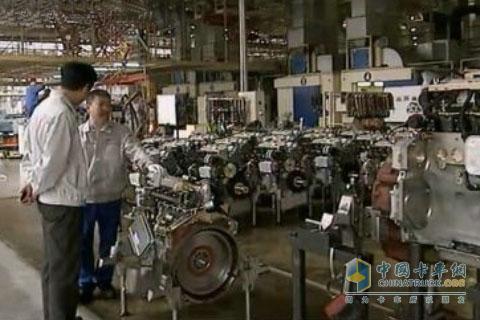 Deutz FAW (Dalian) Diesel Engine Manufacturing Workshop