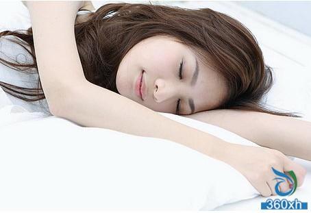 Beauty makes you sleep more beautiful