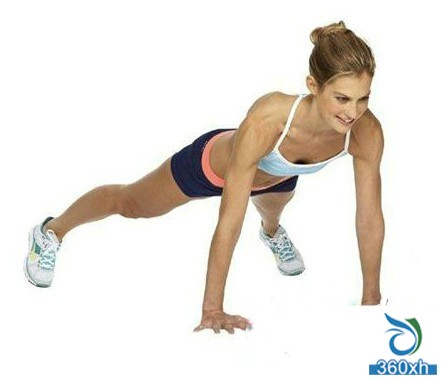 Ultra-simple home weight loss exercise 4 steps make you easily slim and slim