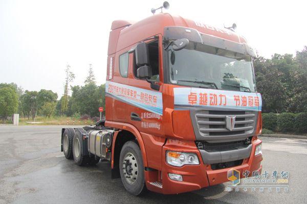 United truck K12 series