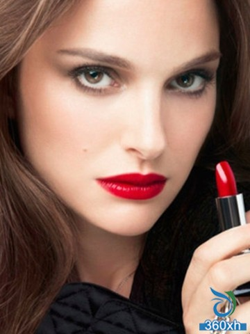 7 magical features of red lips makeup