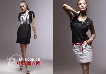 Rlosa路莎品牌女装   简洁大方创造OL职场新机遇