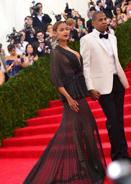 碧昂丝和Jay-Z