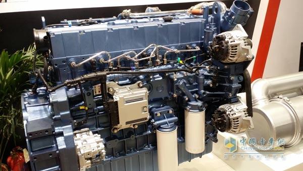 Weichai four engine products